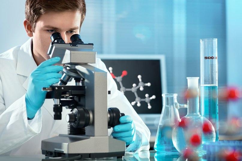 Наблюдение с помощью микроскопа