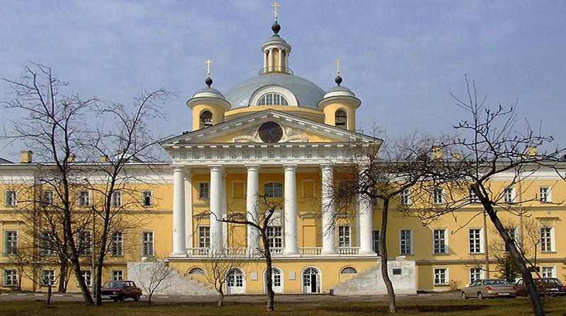 Голицынская больница в Москве. Автор24 — интернет-биржа студенческих работ