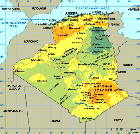 Алжир. Автор24 — интернет-биржа студенческих работ