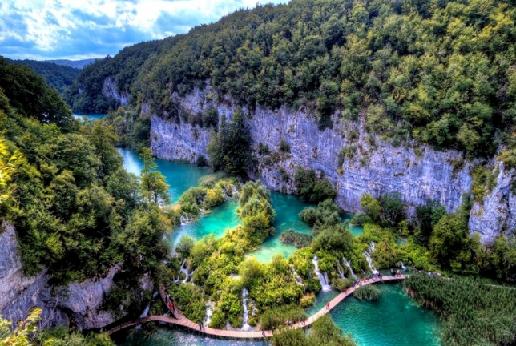 Плитвицкие озера. Автор24 — интернет-биржа студенческих работ