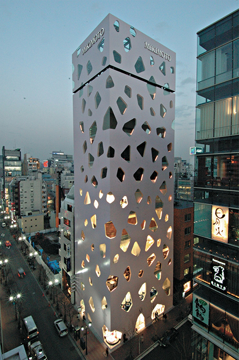 Центр Mikimoto House. Автор24 — интернет-биржа студенческих работ