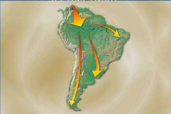 Заселение Южной Америки. Автор24 — интернет-биржа студенческих работ