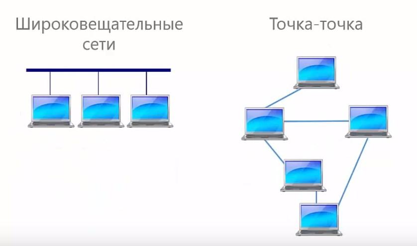 Виды компьютерных сетей. Автор24 — интернет-биржа студенческих работ