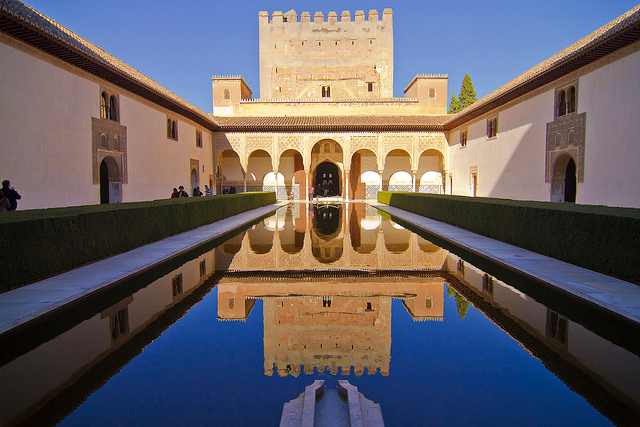 Дворец Альгамбра. Автор24 — интернет-биржа студенческих работ