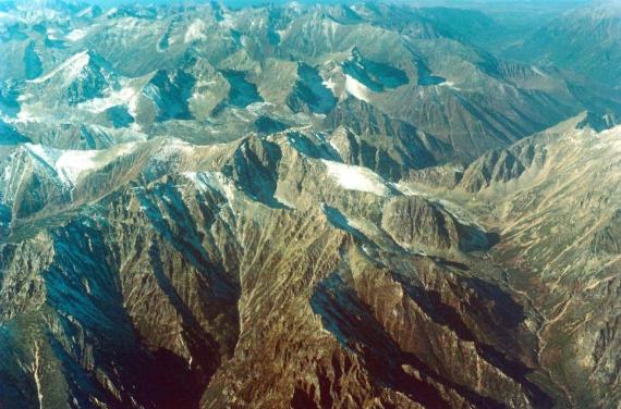 Баргузинский хребет. Автор24 — интернет-биржа студенческих работ