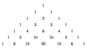 Бином Ньютона: треугольник Паскаля. Автор24 — интернет-биржа студенческих работ