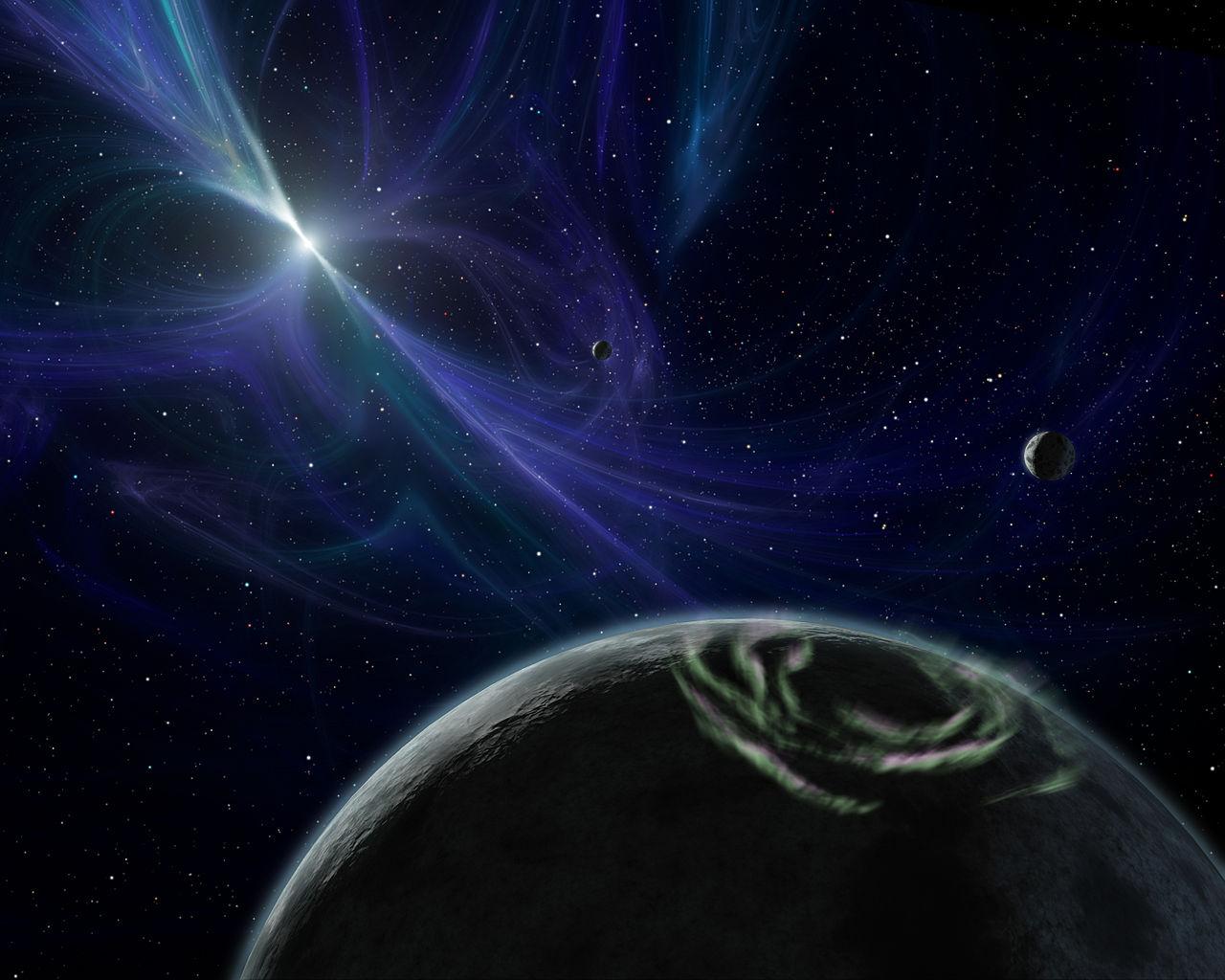 Пульсарная планета. Автор24 — интернет-биржа студенческих работ