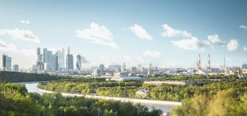 Экологическое состояние Москвы. Автор24 — интернет-биржа студенческих работ