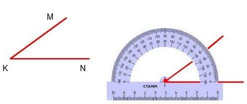 Измерение острого угла. Автор24 — интернет-биржа студенческих работ
