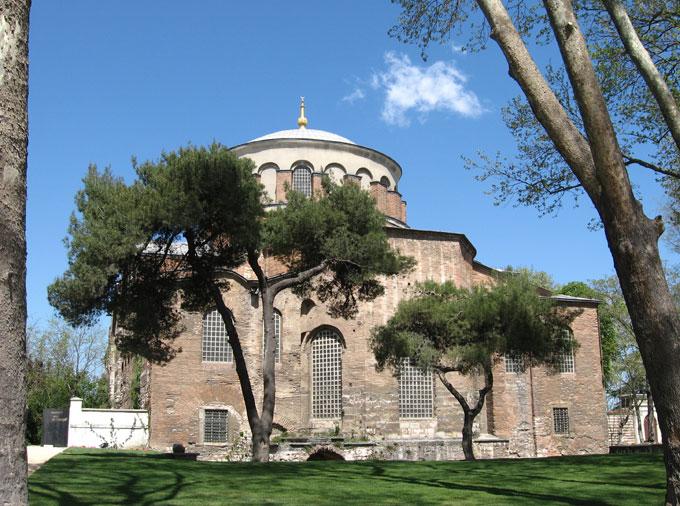 Храм Святой Ирины в Константинополе. Автор24 — интернет-биржа студенческих работ