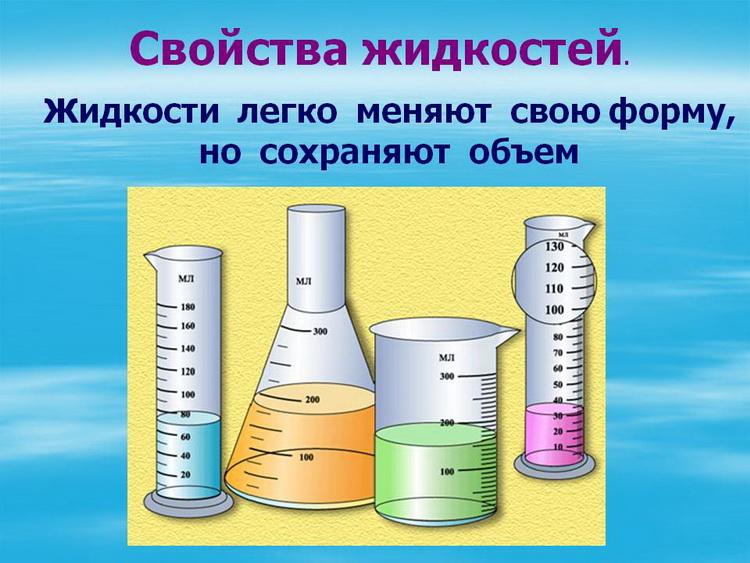 Главные свойства жидкостей. Автор24 — интернет-биржа студенческих работ