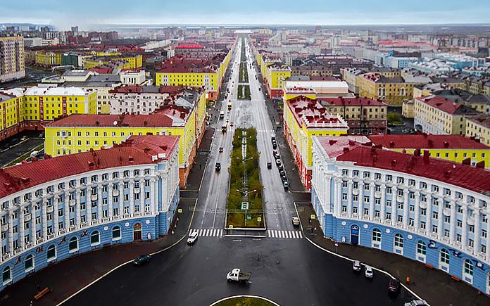 Норильск. Автор24 — интернет-биржа студенческих работ