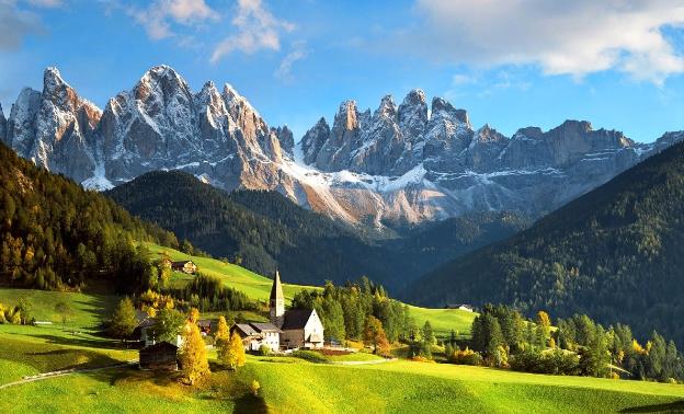 Альпийские горы. Автор24 — интернет-биржа студенческих работ