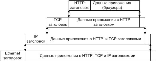 Структура сетевого пакета TCP/IP. Автор24 — интернет-биржа студенческих работ