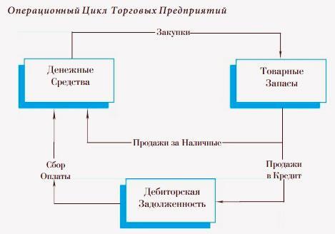 Операционный цикл торговых предприятий. Автор24 — интернет-биржа студенческих работ