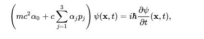 Уравнение Дирака. Автор24 — интернет-биржа студенческих работ