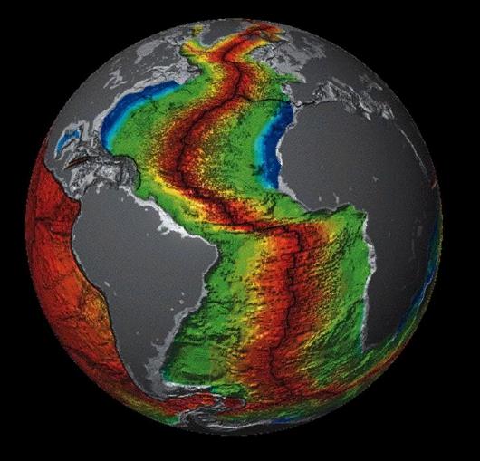 Срединно-океанический хребет. Автор24 — интернет-биржа студенческих работ