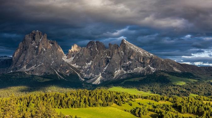 Апеннинские горы. Автор24 — интернет-биржа студенческих работ