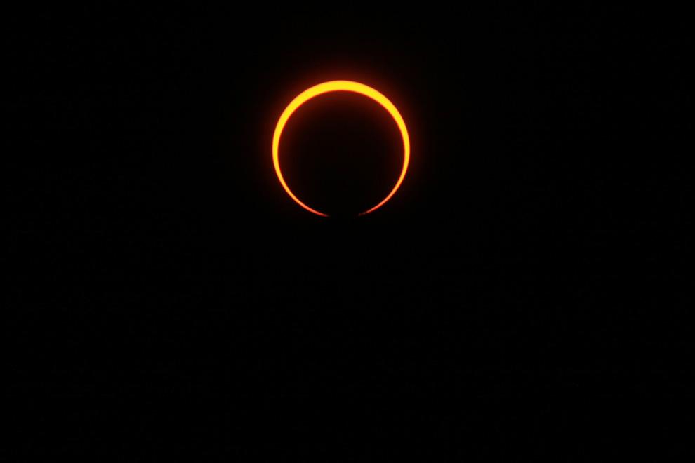 Кольцеобразное солнечное затмение. Автор24 — интернет-биржа студенческих работ