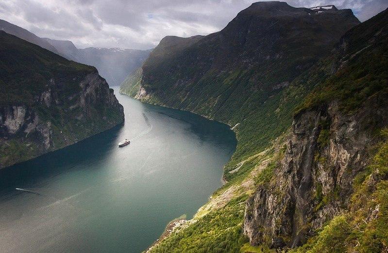 Норвегия. Автор24 — интернет-биржа студенческих работ