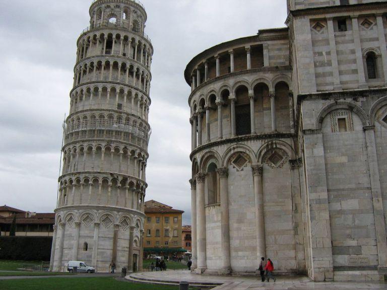 Пизанская башня. Автор24 — интернет-биржа студенческих работ