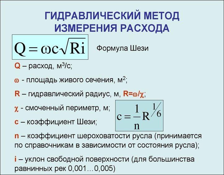 Гидравлический способ измерения расхода. Автор24 — интернет-биржа студенческих работ
