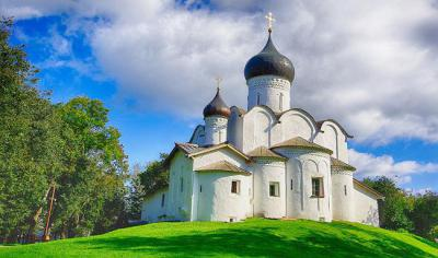 Церковь Василия Великого на Горке в Пскове. Автор24 — интернет-биржа студенческих работ