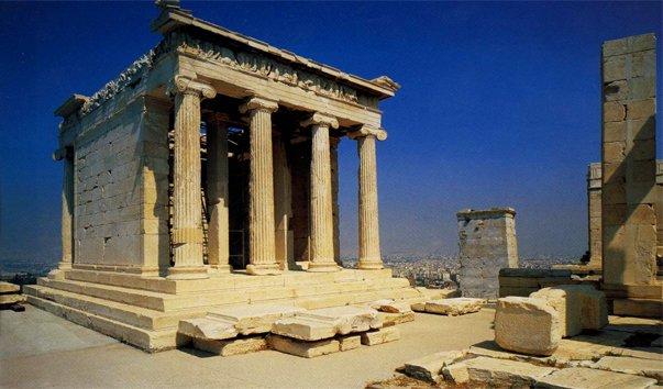 Храм Ники Аптерос. Автор24 — интернет-биржа студенческих работ