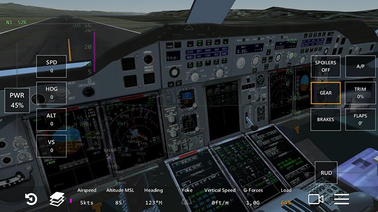 Симулятор авиационного полета. Автор24 — интернет-биржа студенческих работ