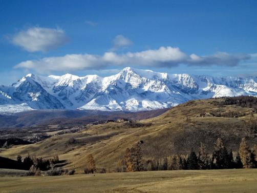 Северо-Чуйский хребет. Автор24 — интернет-биржа студенческих работ