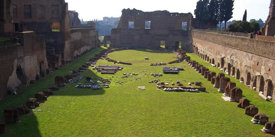 Золотой дом Нерона в Риме. Автор24 — интернет-биржа студенческих работ