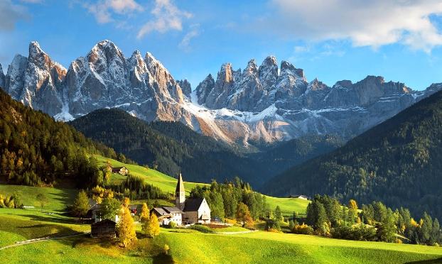 Альпы. Автор24 — интернет-биржа студенческих работ
