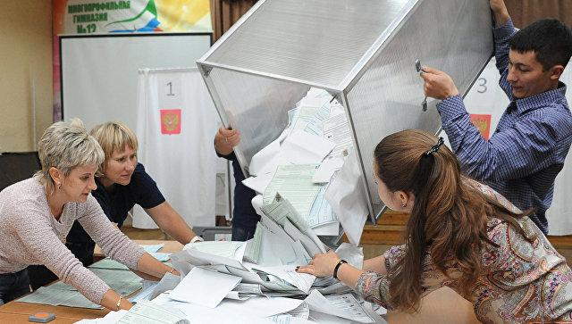 Процесс подсчета избирательных бюллетеней. Автор24 — интернет-биржа студенческих работ
