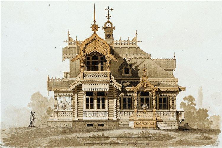 Деревянная архитектура. Автор24 — интернет-биржа студенческих работ