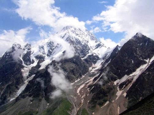 Главный хребет Большого Кавказа. Автор24 — интернет-биржа студенческих работ