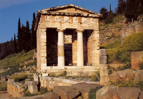 Древнегреческая архитектура. Автор24 — интернет-биржа студенческих работ
