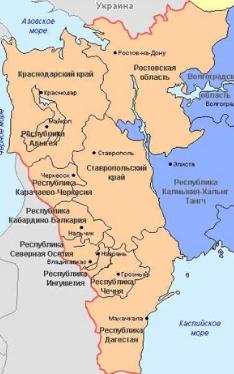 Северо-Кавказский экономический район. Автор24 — интернет-биржа студенческих работ