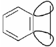 Общая электронная структура дегидробензола. Автор24 — интернет-биржа студенческих работ