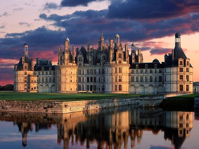 Замок Шамбор. Автор24 — интернет-биржа студенческих работ