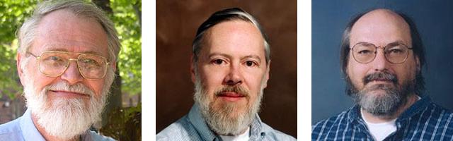 Брайан Керниган (Brian Kernighan), Деннис Ритчи (Dennis Ritchie) и Кен Томпсон. Автор24 — интернет-биржа студенческих работ