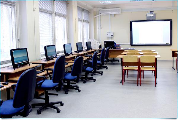 Компьютерный класс. Автор24 — интернет-биржа студенческих работ