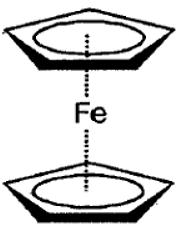 Пространственное строение молекулы ферроцена. Автор24 — интернет-биржа студенческих работ