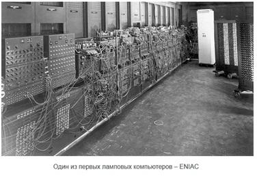 Компьютер ENIAС. Автор24 — интернет-биржа студенческих работ