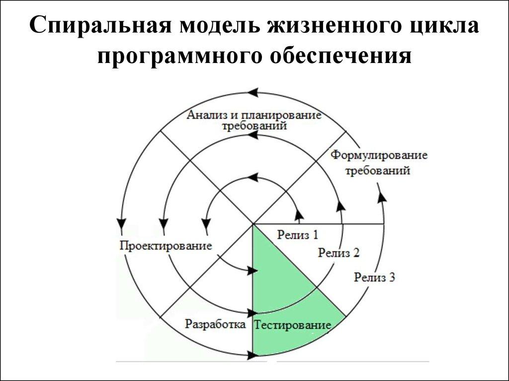 Спиральная модель. Автор24 — интернет-биржа студенческих работ