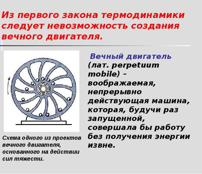 Схема вечного двигателя. Автор24 — интернет-биржа студенческих работ