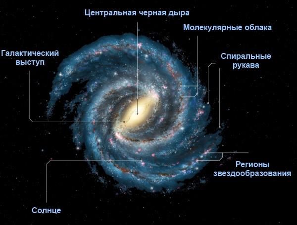 Галактика. Автор24 — интернет-биржа студенческих работ