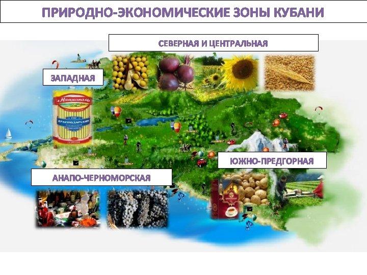 Природно-экономические зоны Кубани. Автор24 — интернет-биржа студенческих работ